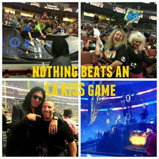 Great crowd, great energy, great result! Make sure you join us next Sunday at @hondacenter we take on the @orlandopredators #WEAREONE #LAKISSFOOTBALL @genesimmons @paulstanleylive @aflarenaball